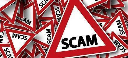 The scammers won't go away, so be careful out there!